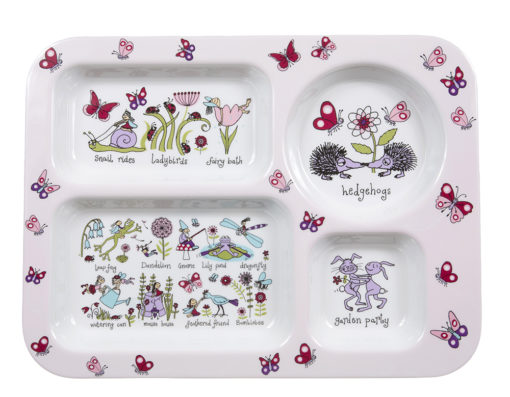 Secret Garden Compartment tray