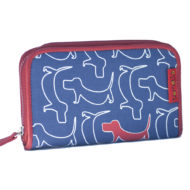 Dogs Wallet by Tamelia