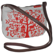 Tree smile bag by Tamelia