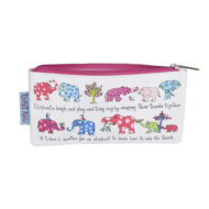 Elephants Pencil case