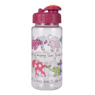 Elephants Drinking bottle