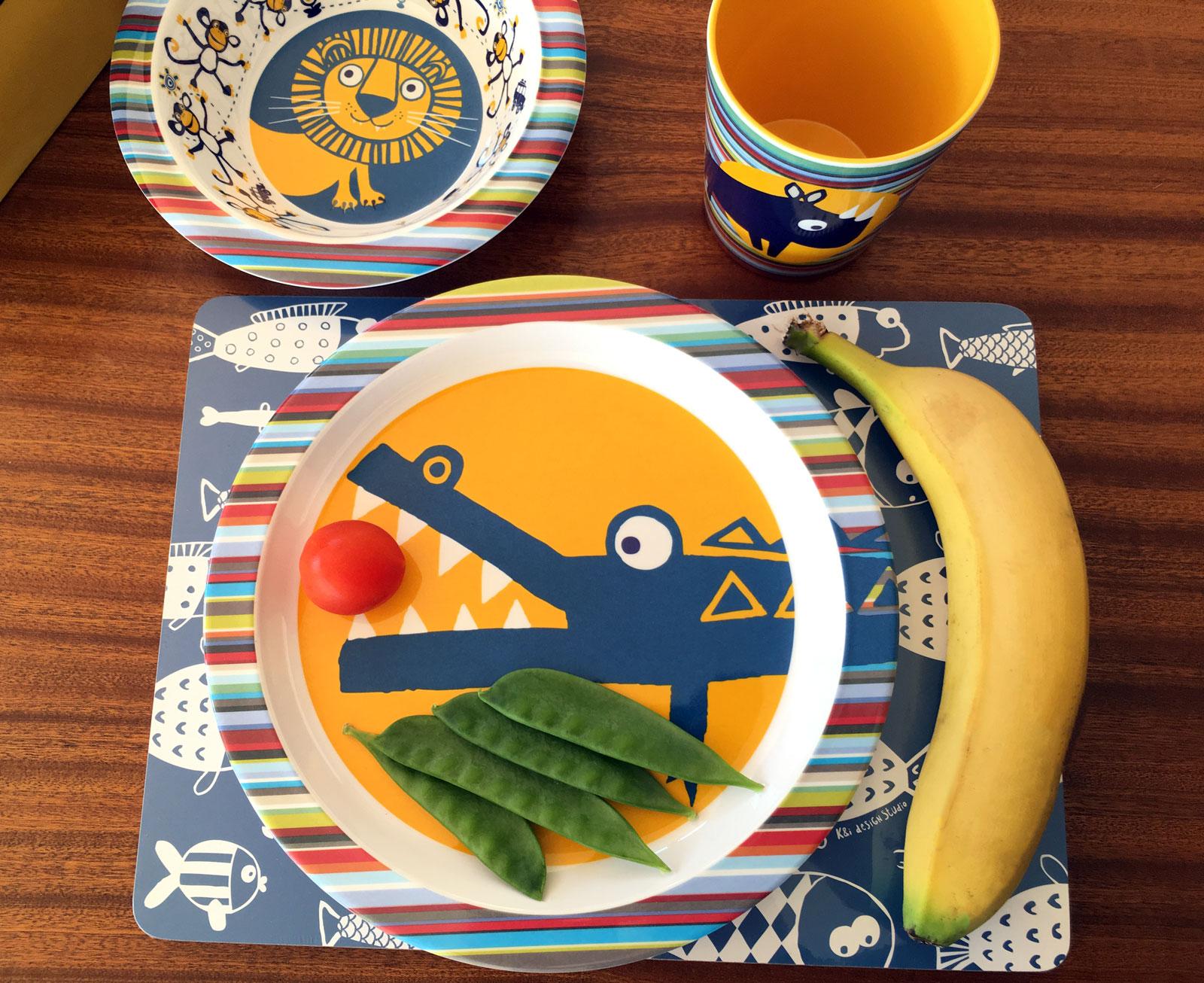 Tamelia Dinner set