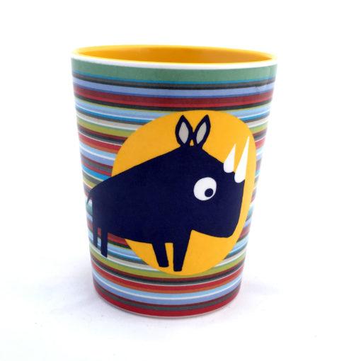 Rhino Beaker