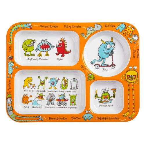 Monsters Compartment tray
