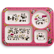 Pandas Compartment tray