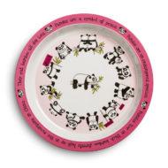 Pandas Plate