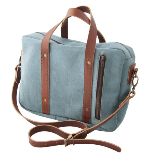 Teal Laptop bag