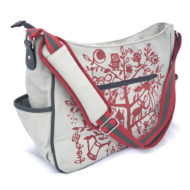 Tree Nappy bag