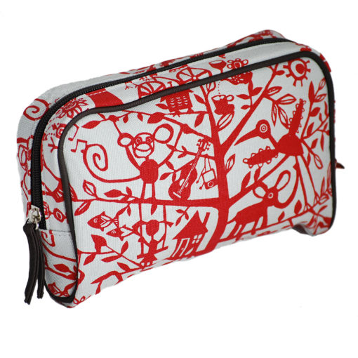 Tree Make-up bag by Tamelia