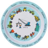Wheels Plate