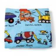Wheels Towel