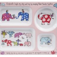 Elephants Compartment tray
