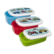 Wheels Snack box