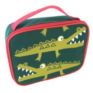 Croc Lunch Bag
