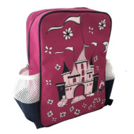 Fairy Castle Back Pack