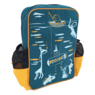 Underwater Safari Back Pack
