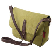 Lime Satchel
