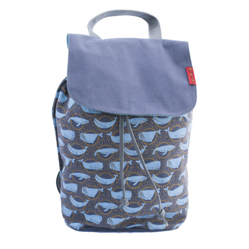 Whale Back Pack